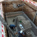 construcción de depuradora