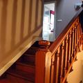 Construcción de vivienda nueva unifamiliar aislada - escalera interior