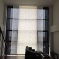 Cortinas verticales en Loft