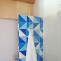 cuarto de baño con ducha de obra