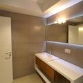 Cuarto de baño nuevo