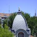 Cúpula de vivienda unifamiliar, Madrid