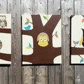 decoración animal en dormitorios infantiles