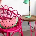 decoración rosa