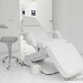 Detalle camilla de la sala de tratamientos