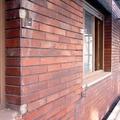 Detalle de fachada original.