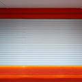 Detalle de garaje