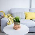 Detalle funda sofá Kivik