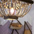 detalle iluminación lámpara