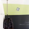 Detalle iluminación y vestidor