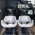 Detalle. Zona de lavado