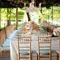detalles banquete de boda