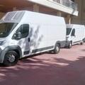 Disponemos de vehículos nuevos y de varios tamaños