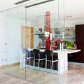 Divisoria interior vidrio laminado