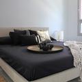 Dormitorio Blanco y Negro Son Quint
