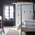 dormitorio compartido por hijos y padres, de IKEA