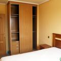 Dormitorio del piso en Villanueva de Gállego
