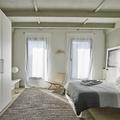 dormitorio hormigón