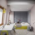 dormitorio infantil con armario a medida