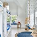 Dormitorio infantil de estilo náutico
