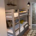 Dormitorio infantil estilo industrial