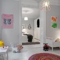 Dormitorio niños estilo sueco