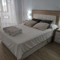 Dormitorio nuevo con armario