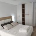 Dormitorio nuevo con armario emportado