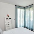 Dormitorio ppal en tonos pastel