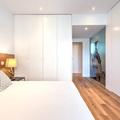 Dormitorio principal con armarios empotrados