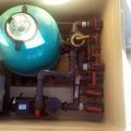 equipo de filtración básico