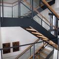 Escalera  hierro interior