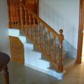 Escalera realizada en granito