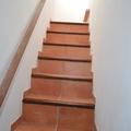 Escalera Rustica