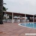 Espais Exteriors: Piscina i Pèrgola Quiosc Bar-Restaurant