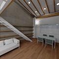 Estudio de loft en Ruzafa
