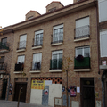 Fachada de calle La Plaza