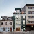 fachada de edificio de viviendas