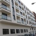 Fachada del edificio El Almendro