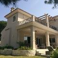 Fachada Oeste de Villa en Marbella