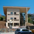 fachada principal terminada