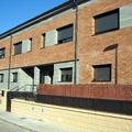 fachada viviendas intermedias