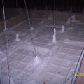 falso techo de escayola colgadas del techo