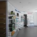 farmacia. vistas