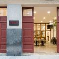 """Fachada Gastrobar """"OTROSÍ"""" (La Coruña)"""
