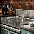 Grifo de cocina vintage