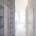 Habitación con vestidor y baño