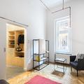 Habitación con zona de estar