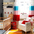 Habitación Ikea de color