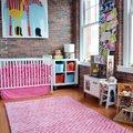 habitación infantil para bebé niña